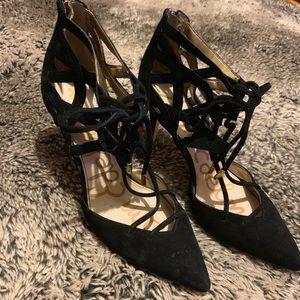 Sam Edelman black shoes SZ 8 M